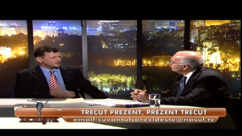 Adrian Toader-Williams cu Vartan Arachelian talk show Cuvantul care Zideste NASUL TV 15 Nov 2013