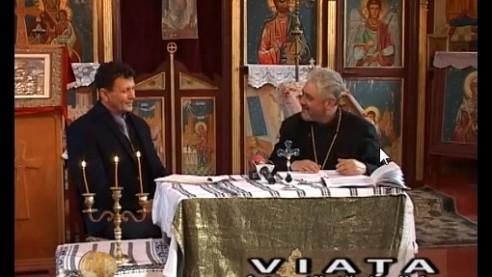 VIAȚA între Știință și Religie la Caleidoscop cu acad Adrian TOADER și preotul Liviu Adrian MUȘAT