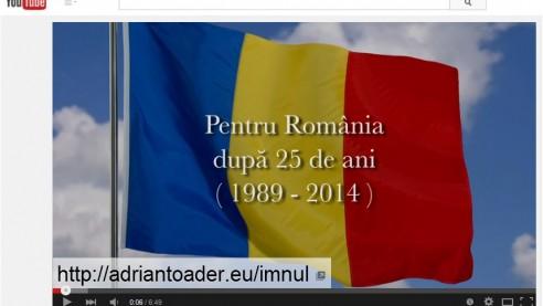 Imnul României UN SUFLET DE ROMÂN de Adrian Toader coral stud Academia de Muzica Gheorghe Dima Cluj
